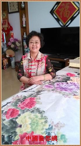 潍坊市女书画家协会会员王颖作品集