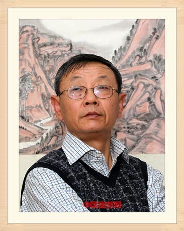 【中国画都网】名人风采推荐艺术名家山东省美术家协会副主曹和平