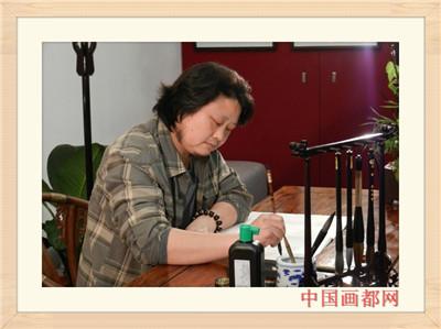 淮南畫院專職畫家張有鑄花鸟作品集