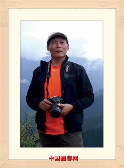 【中国画都网】名人风采推荐著名旅美画家李鹏举油画作品集