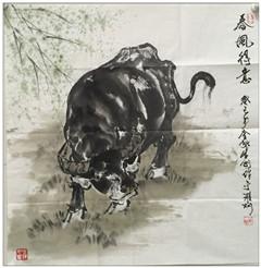 【中国画都网】推介牛刚作品