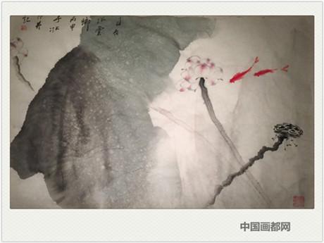 【中国画都网】推介于冰作品