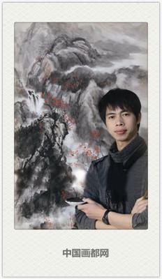 【中国画都网】推介:肖纪波写生作品