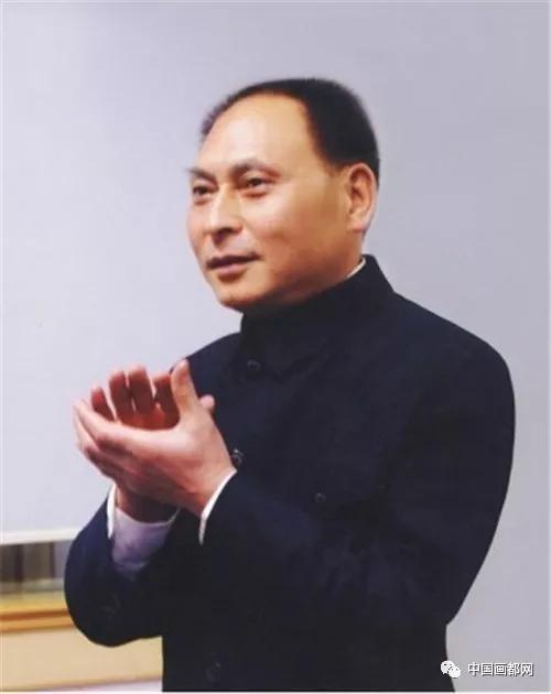 【中国画都网】名人风采:邓小平扮演者国家一级特型演员许桓书法作品